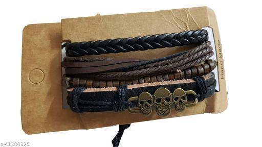 HandMade Mens Bracelet (PACK OF 3)