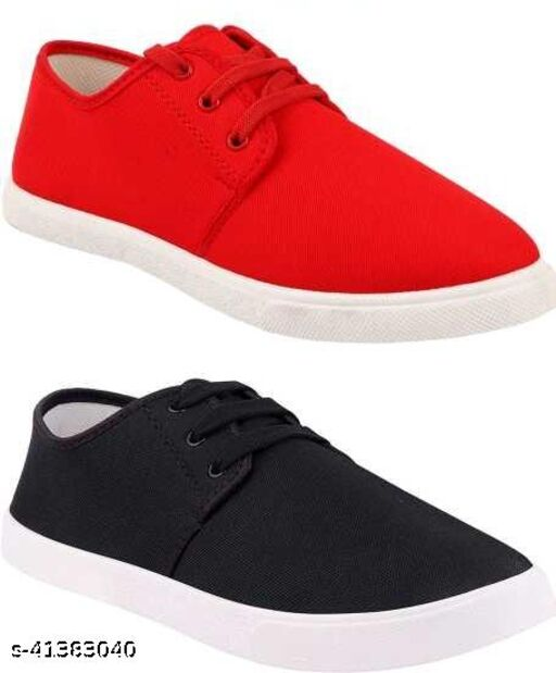 Combo of Mens Casual Shoe (Pack of 2 Pairs)