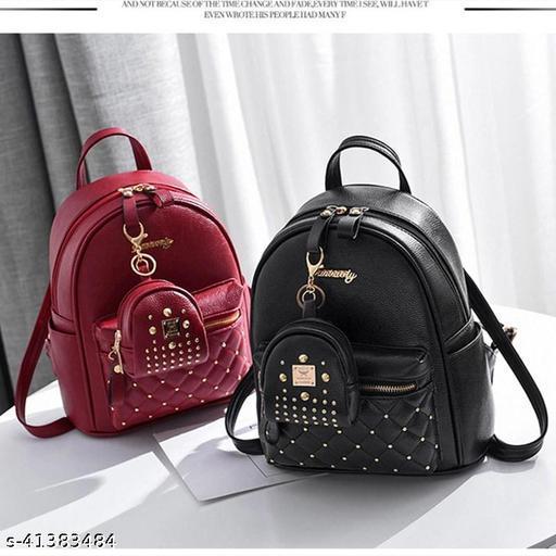 Elegant Stylish Women Backpacks