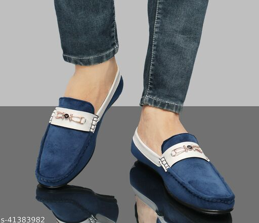 NIGHTSKY Trendy Premium Quality Party Wear Casual Look Loafer Shoe For Mens