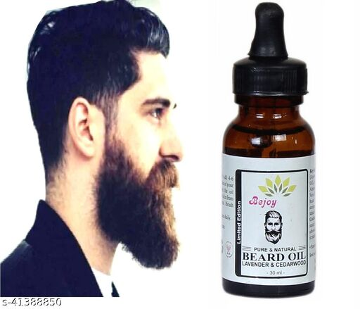 Proffesional Smoothening Beard Oil & Wax
