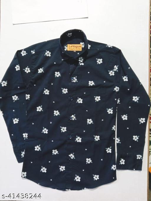 Modern Comfy Boys Shirts