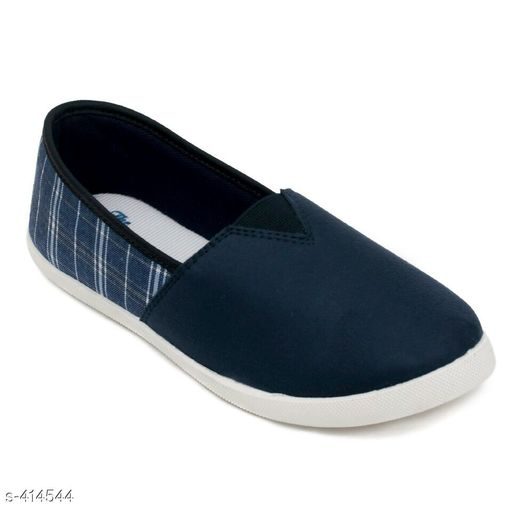 Casual Shoes Stylish Canvas Women's Footwear (MRP- Rs 499)   *Material* Canvas   *UK/IND Size* 4, 5, 6, 7, 8   *Euro Size* 37, 38, 39, 40, 41   *Closure* Lace Up   *Description* It Has 1 Pair Of Women's Footwear   *Pattern* Solid   *Disclaimer* Maximum Retail Price (MRP) mentioned in product name.  *Sizes Available* IND-8, IND-5, IND-6, IND-7 *   Catalog Rating: ★4 (433)  Catalog Name: Classy Women's Casual Shoes Vol 11 CatalogID_44846 C75-SC1067 Code: 804-414544-