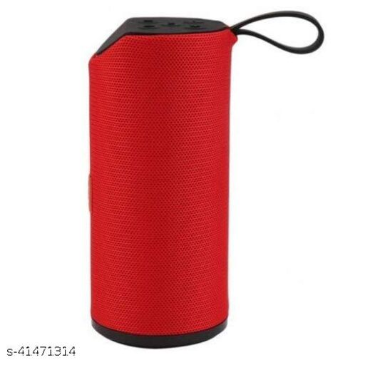 TIMELINE Wireless Bluetooth Speaker TG 113 Portable/Rechargeable Waterproof/Splashproof Wireless High Sound Bluetooth Speaker for Car/Laptop/Home Audio & Gaming (RED)