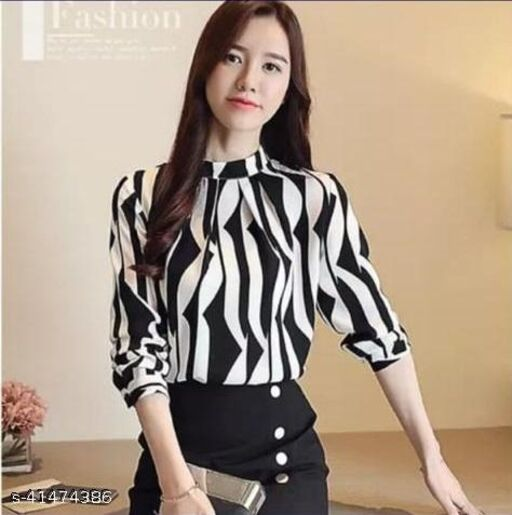 new and letest design top for woman