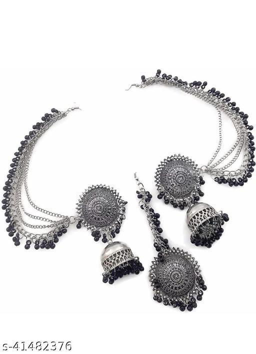 Twinkling Chunky Women Jewellery Sets