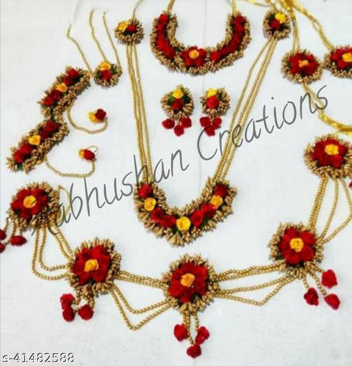 Shimmering Glittering Womenjewellery set