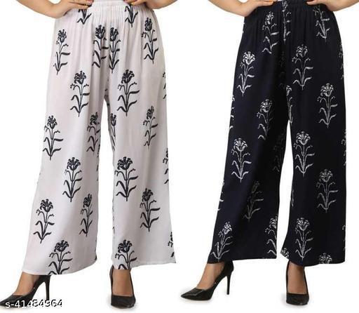 Designer Fashionista Women Palazzos