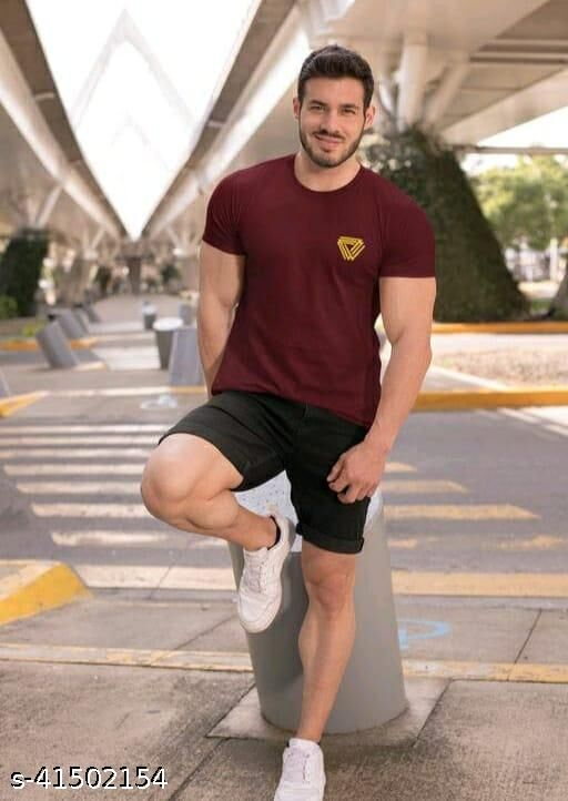 Comfortable Men's T-Shirt