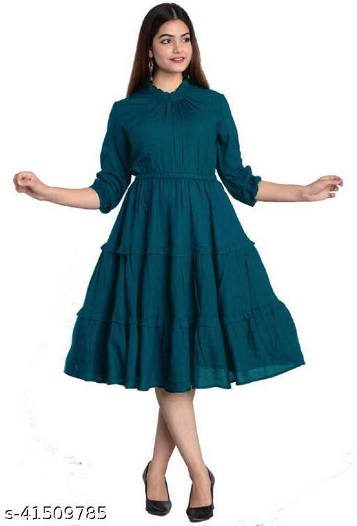 Comfy Retro Women Dresses