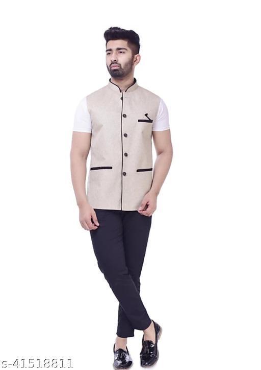 Classic Men Ethnic Jackets