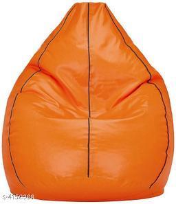 VSK XXL Bean Bag Cover Orange P (Without Beans)