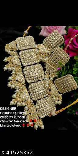 Feminine Unique Jewellery Sets