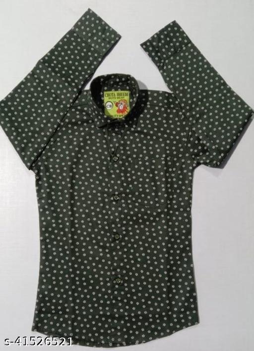 Tinkle Classy Boys Shirts