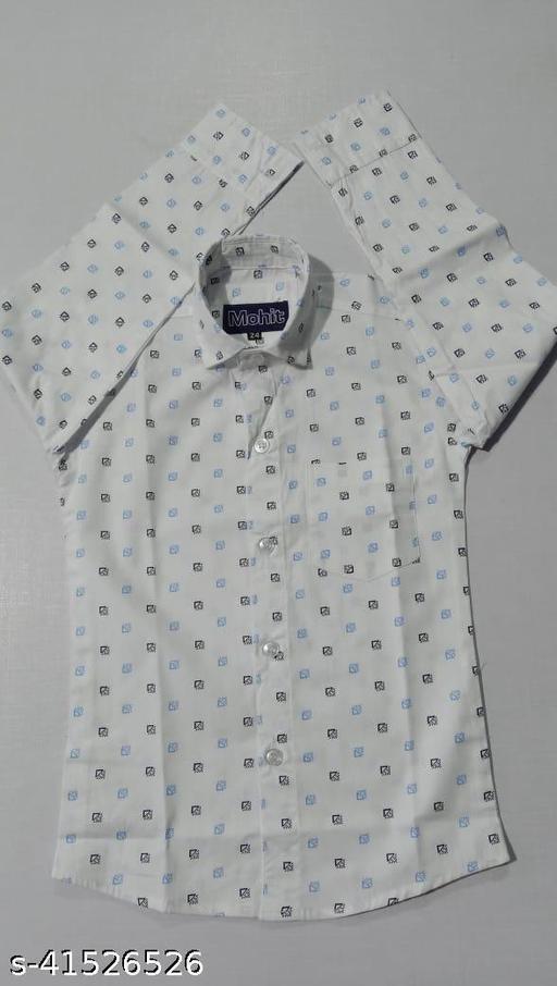 Tinkle Fancy Boys Shirts