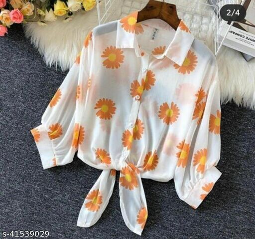 Urbane Ravishing Women Shirt
