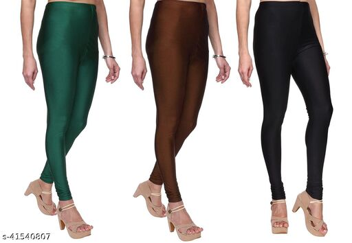 Streachable and Shiny Legging for women