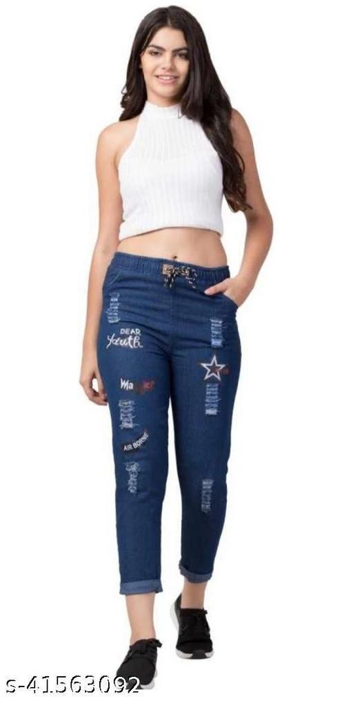 Trendy Designer Women Women Trousers