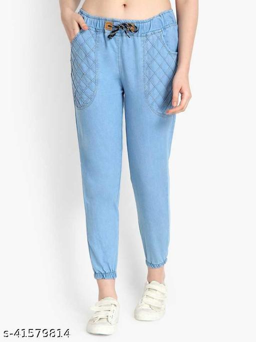 Pretty Fashionable Women Jeans
