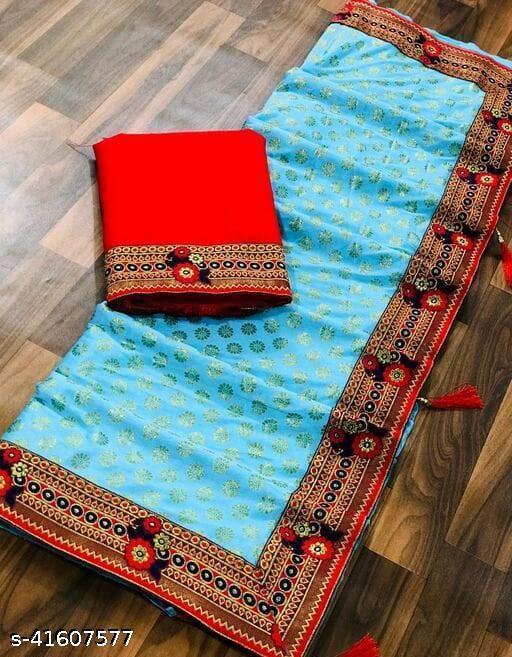 Asha Enterprise New Malai Silk Saree Party wedding Festive New Silk Saree