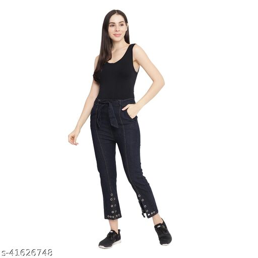 Anaghakart Denim Pants