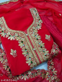 Aagyeyi Refined Kurti Fabrics
