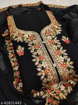 Alisha Pretty Kurti Fabrics