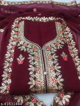Aagyeyi Drishya Kurti Fabrics