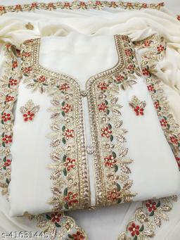 Banita Pretty Kurti Fabrics