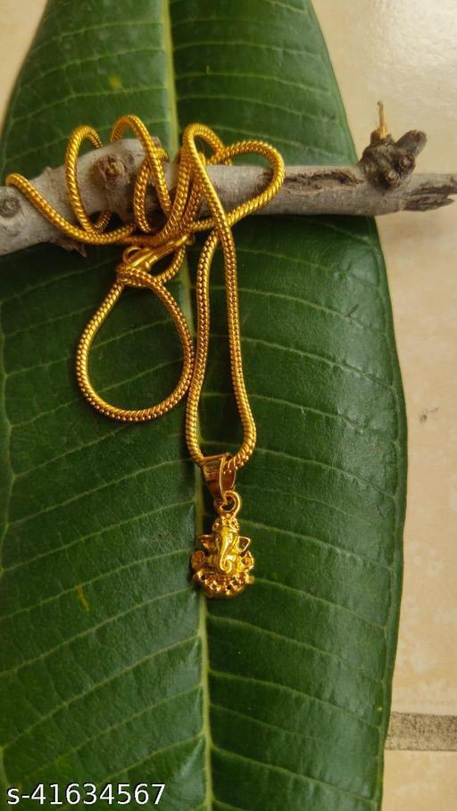 Allure Glittering Pendants & Lockets