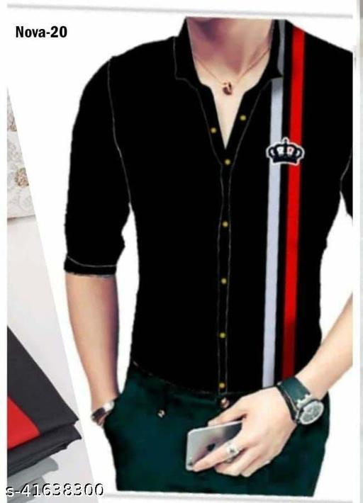Fancy Partywear Men Shirt Fabric
