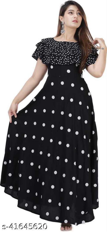 Charvi Pretty Gown
