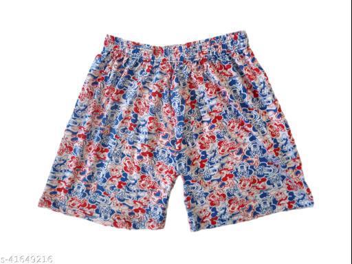 Women's Comfortable Printed Shorts N5