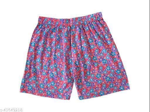 Women's Comfortable Printed Shorts N7
