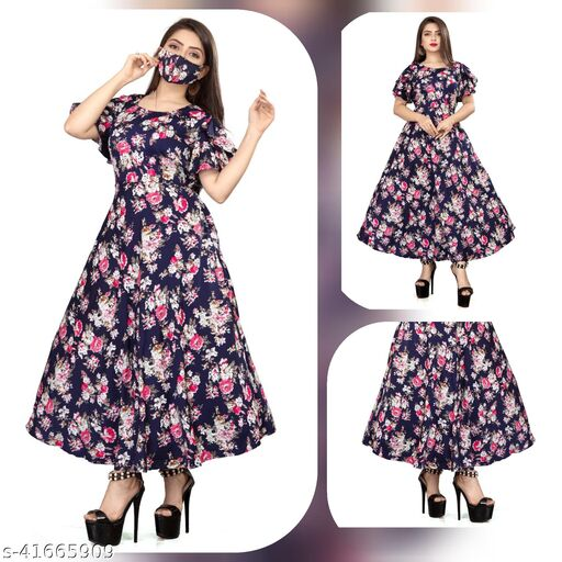 RM-New Stylish Women Gown