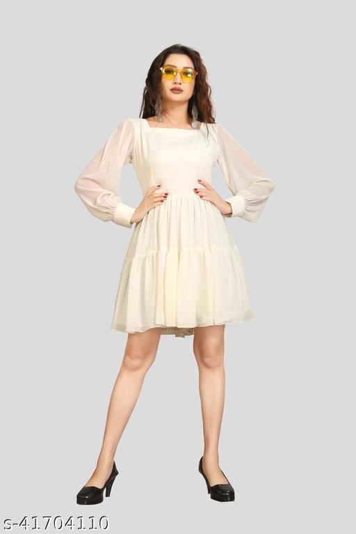 Stylish Partywear Women  Dresses