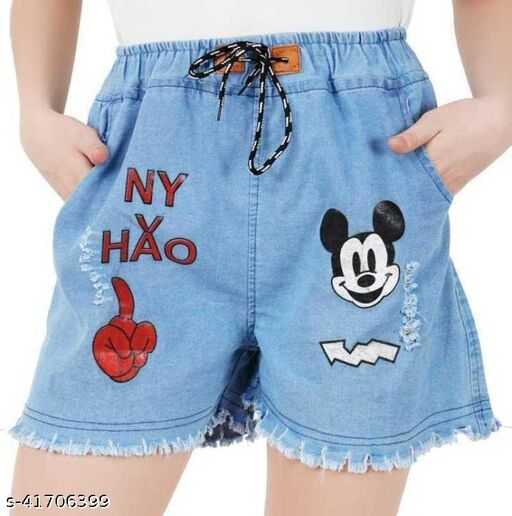 Designer Fabulous Women Shorts