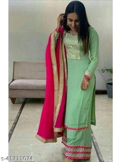 Kashvi Alluring Women dupatta Sets