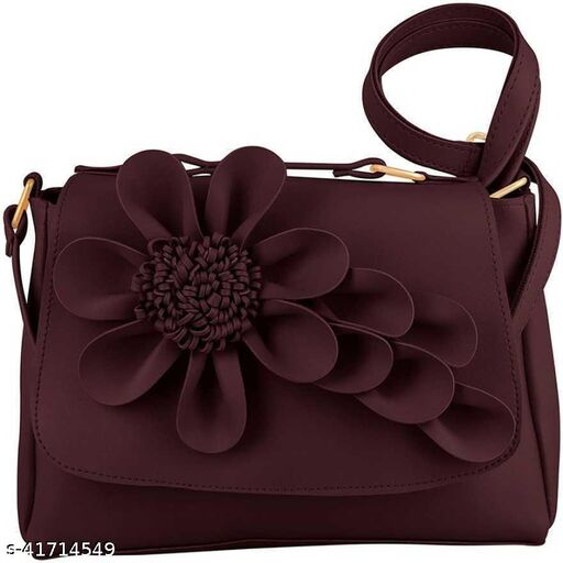 Gorgeous Attractive Women Slingbags