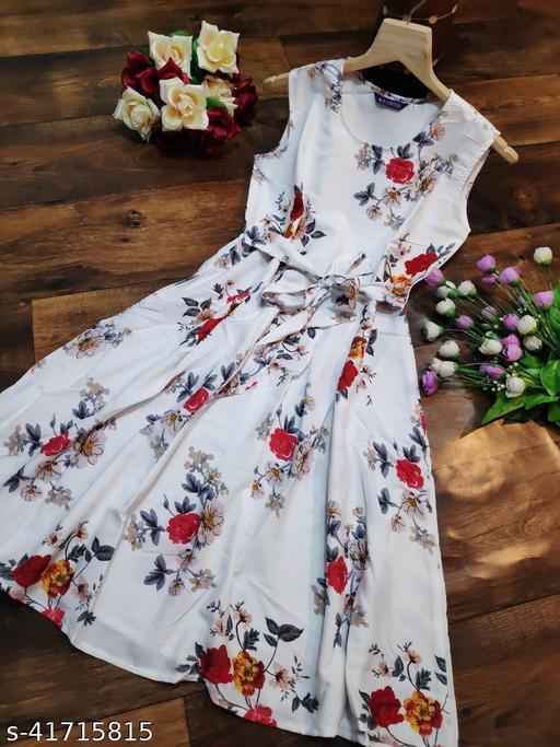 Comfy Elegant Women Dress