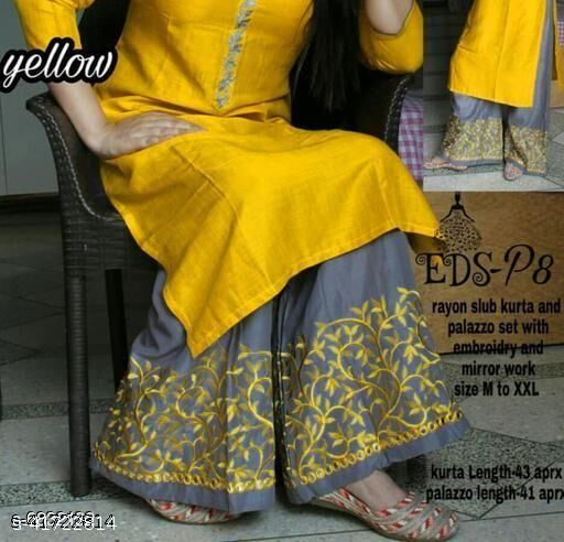 Kashvi Fabulous Women Kurta Sets