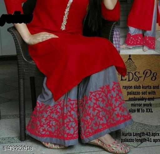 Chitrarekha Petite Women Kurta Sets