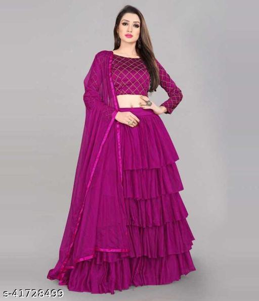 Kashvi Fashionable Women Lehenga
