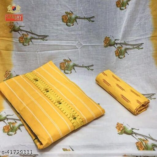 Sanjay Fab, Trendy Cotton Printed Suits