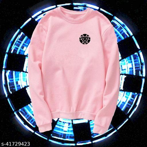Casual Wear Sweatshirt For Womens