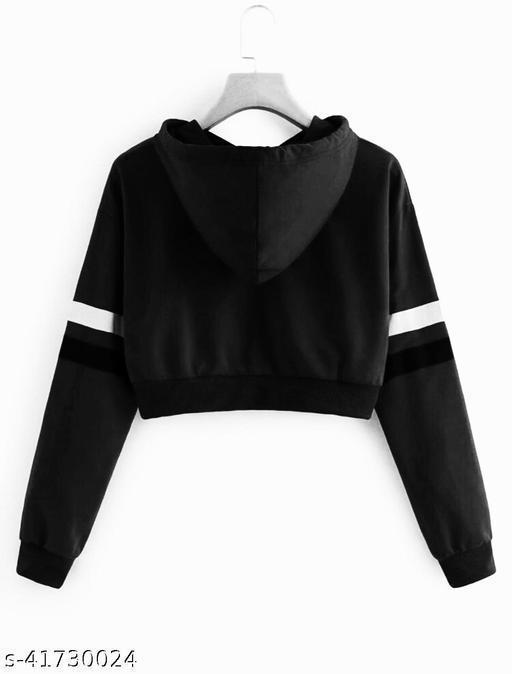 Crop Sweatshirt/Hoddies  for Women