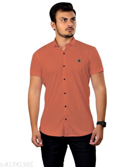 Comfortfashion Men's plain shirts