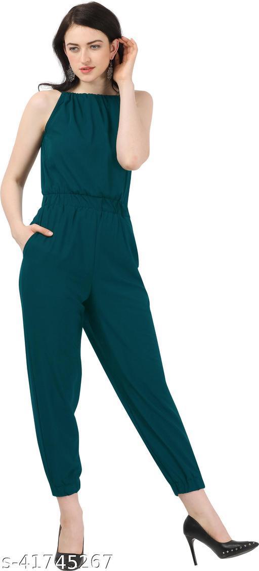 New Western Wear Trendy Graceful Women Jumpsuits