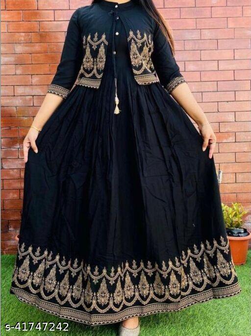 Aakarsha Fabulous Women Ethnic Jackets & Kurti