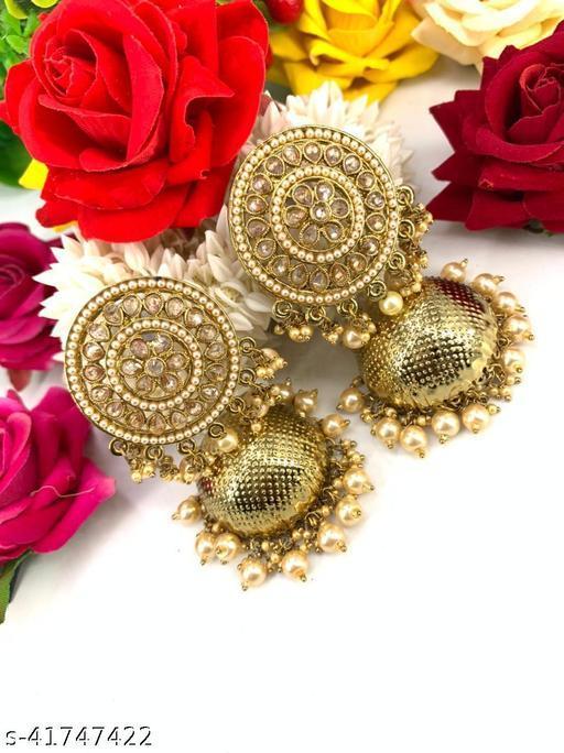 Ashivk styled Earrings set For Women's